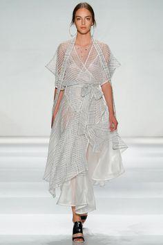 @Zimmermann SS15 #dress #feminine #layered