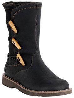 Birkenstock boots!