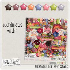 Grateful For Her Stars Freebie by Bella Gypsy