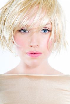 Short Bob with Wispy Ends