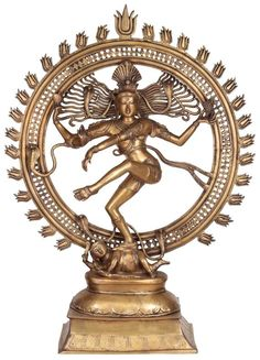 Lord Shiva as Nataraja (Large Statue) Nataraja, Lorde Shiva, Chola Dynasty, Fast And Pray, Hindu Statues, Buddha Statues, Beautiful Series, Om Namah Shivaya, Mother Goddess