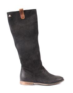 90029 mtng mustang mujer bota wax crudo rustico cuero
