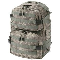 Extreme Pak Digital Camo Water-Resistant Backpack - Style 2 *** Save this wonderfull item : Travel Backpack