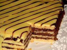 SuklaaRaitakakku tai Leivokset Cake Recipes, Dessert Recipes, Desserts, Finnish Recipes, No Bake Cake, Tiramisu, Cake Decorating, Food And Drink, Nutrition