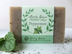 Lovely Greens | EDIBLE GARDENING, HANDMADE BEAUTY, DIY PROJECTS, AND LIFE ON THE ISLE OF MAN: Oven Dried Peppermint