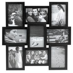 Multi-Picture Wall Frame (@ Meijer.com) #MeijerDormDecor #DormDecor