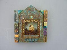 Laurie Mika - Mini Shadow Box Shrines - Art Is...You - The East and West Coast Art Retreats