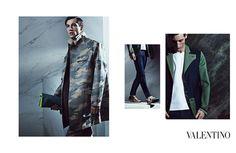 Valentino SS14 Campaign - http://itsallstyletome.com/2014/02/02/valentino-spring-summer-2014-campaign/