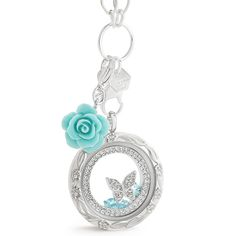 Light As A Butterfly, $117. Origami Owl. 2016 Fall Collection. www.charminglocketsbyaline.origamiowl.com