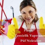 Hızlı Ve Pratik Temizlik Nasıl Yapılır?
