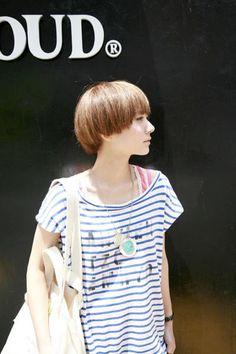 萩原佑果さんのストリートスナップ(2010-08-02)。最新のファッションは「注目GIRL」でチェック 4ページ目