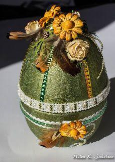 Easter Egg Helen
