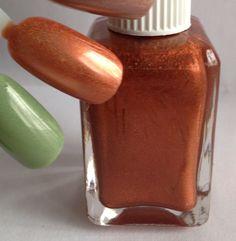 Sample ETC #5: Metallic Copper with medium density holographic