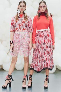 Markus Lupfer Spring/Summer 2018 Ready To Wear | British Vogue