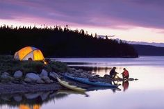 Want to go back country camping. Yes, as a matter of fact, I do want to do that.