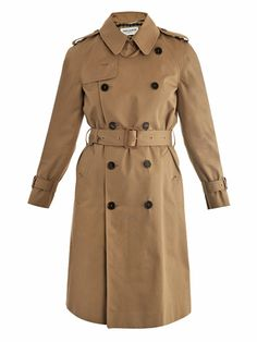 Trench Coats | The Style Director | Saint Laurent £1,540