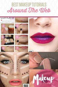 best makeup tutorials ever!  Never seen a better site at explaining it!
