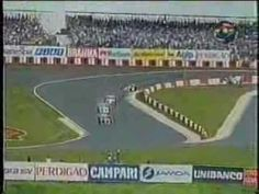 Brasil 1993..-SENNA, No meio da chuva!!!!.