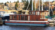 houseboat interiors - Google Search