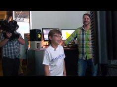 ▶ Ryan's Make-a-Wish Visit to KingsIsle - YouTube