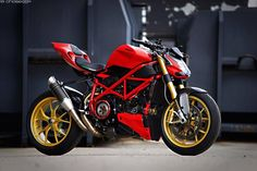 Motorcycles, bikers and more — Ducati