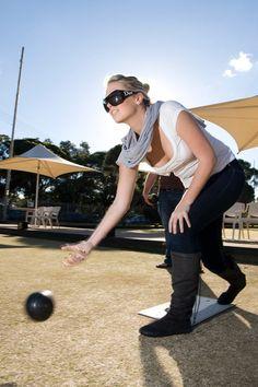 50 things to do in Sydney at least once in your life Stuff To Do, Things To Do, North London, Bowling, Workout Videos, Sydney, Lawn, At Least, Bucket