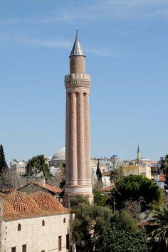 Kaleiçi Yivli Minare, Antalya, Türkiye