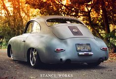 "356 Porsche pictures | Porsche 356 ""OUTLAW"" - Le blog de eg6maxx.over-blog.com"