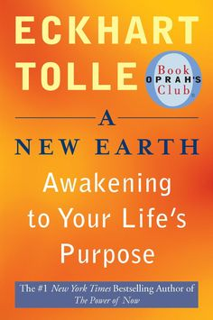 A New Earth  by Eckhart Tolle ($12.09) http://www.amazon.com/exec/obidos/ASIN/B000PC0S5K/hpb2-20/ASIN/B000PC0S5K Tolle has written a book that is both simple and very deep! - This book has changed my life. - I have read the book and listened to the cd's 3 times.