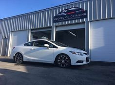 FUN NEWS / FACEBOOK CONTEST ALERT! . http://ift.tt/2lIoeCJ . @hookedondetailing is moving into a bigger & better location! With a new location comes a new CONTEST! . As part of promoting our Premium Services we will be drawing for 1 FREE Signature Detail Package ($320 value) & 2 FREE Mini Detail Packages ($115 value) to our customers! . Entering the draw is easy! Here's how: Step 1 - Like/Follow Our Facebook Page! Step 2 - Comment Done! Step 3 - Share This Post (on FB) . We'd like to thank…