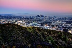 LA - it's where magic happens. :)