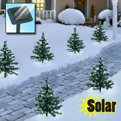 Solar Holiday Tree Huggers | LTD Commodities | Christmas ...