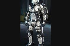 The New Equilibrium gear exclusive to Clan Raids in Call of Duty Advanced Warfare!