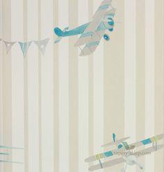 do większego pokoju Tapeta dla dzieci Camengo Abracadabra 9880343 - Abracadabra - tapety-sklep.com