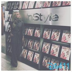 Photo: Olivia Holt At InStyle Magazine March 9, 2015 - Dis411