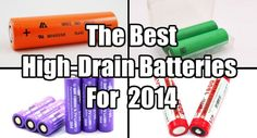 top 10 high drain batteries for sub ohm vaping Please research what you use. Be safe not cheap and stay informed