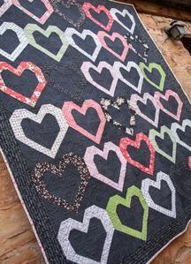 Heart Quilt Pattern, Quilt Patterns, Rainbow Paper, Heart Crafts, Paper Hearts, Flower Market, Quilt Making, Pattern Paper, Pin Cushions