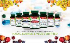 Greeniche: Natural Halal Supplements & Vitamin Products Canada