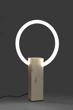"""""""Circle"""" Lamp - Béatrice Durandard"""