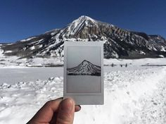 Sweet  pic @marahuyo_ ⠀ ===⠀ ⠀ 12 • 18 • 16 || Fill in the Lines || Crested Butte , CO ••••••••••••••••••••••••••••••••••••••••••••••••⠀ #crestedbutte #snowday #travel #wanderlust  #mountcrestedbutte #explorecolorado #powderday #offthetrail #travelcolorado #smalltown #wishyouwerenorthwest #wishyouwerehere #winter #snow #seasons #skiseason #flannelvibes #ski #babyitscoldoutside #sweaterweather #colorado #mountains #snowboarding  #homesweethome #instaxmini #instaxmini90 #fujifilm #myinstax…