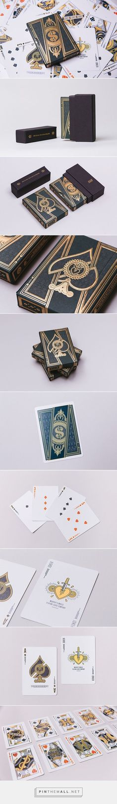 RUN Playing Cards by Chris Yoon