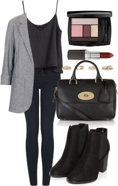 Only thing I'm missing to complete this outfit is a jacket like that! Love!