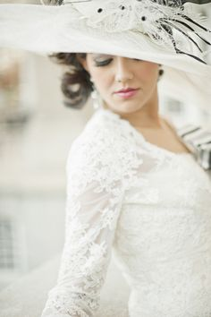 My Fair Lady inspired pretty...Photography by harwellphotography.com, Styling by nicholaskniel.com