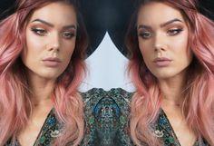 【ρinterest: ⚜ LizSanez✫☽】   //♡ Linda Hallberg Makeup - reveal me