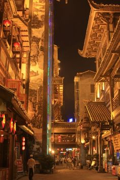 daimaoh:    まるで千と千尋の神隠し!中国の重慶にある不思議の街『ホンヤー・トン』 | トラベルハック|あなたの冒険を加速する