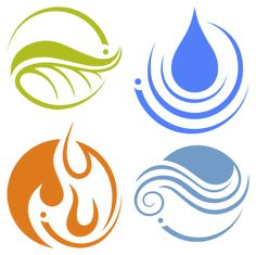 Tierra, Fuego, Agua y Aire