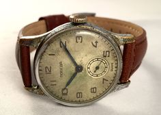 RARE Vintage men's watch called VICTORY by SovietEmpire on Etsy