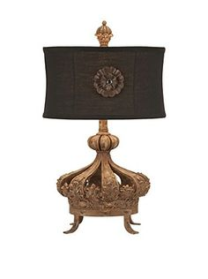 Prince George Table Lamp