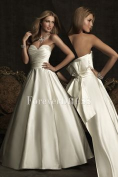 The dress I fell in love with at bridal elegance!! It just needs a sparkly belt to be perfect =)