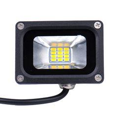 12V 10W Waterproof IP65 LED Flood Light Landscape Outdoor Floodlight Garden Spotlights